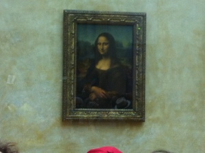 As close as i could get to the Famous Painting.
