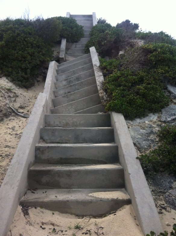 WWII Staircase