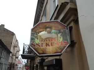 Jovaru Snekutis Vilnius Lithunania