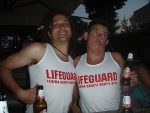 Fusina Beach Party Lifeguards