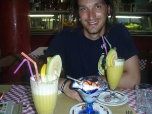 Juice in Rome