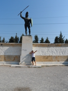 Contiki at Thermopylae,