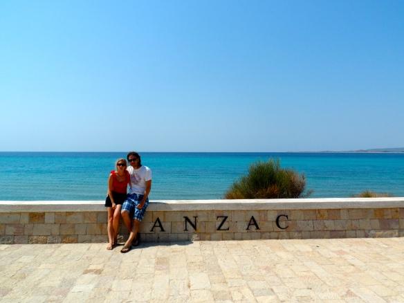 ANZAC Cove, Contiki