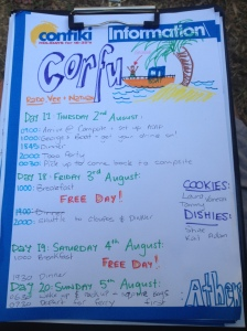 Georges Boat Corfu