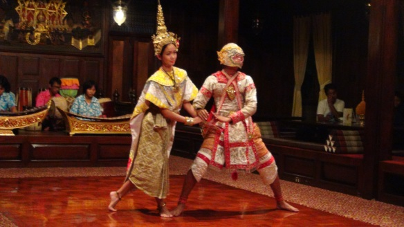 Thai Dancing, Mykombiandi