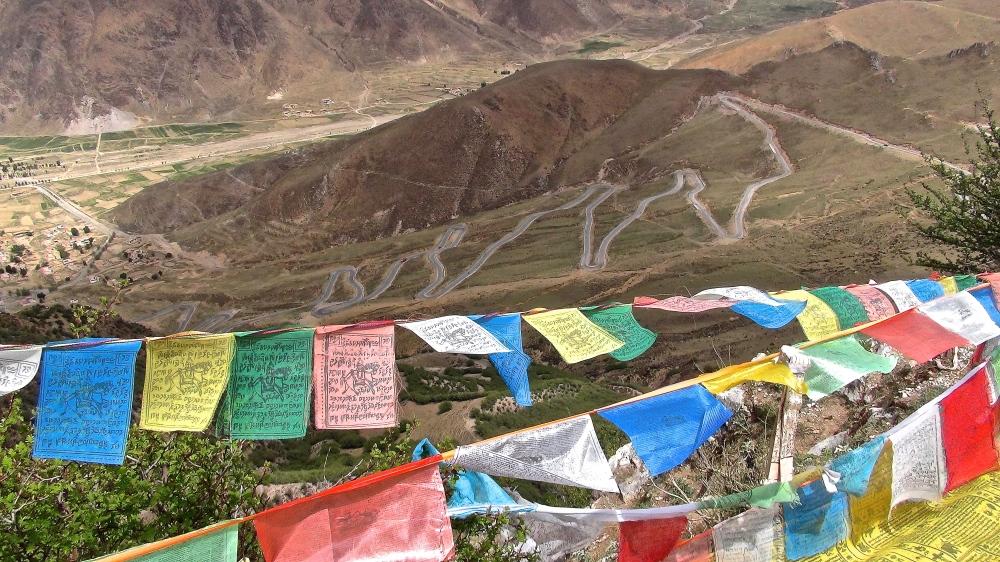 Tattered Passport, Tibet