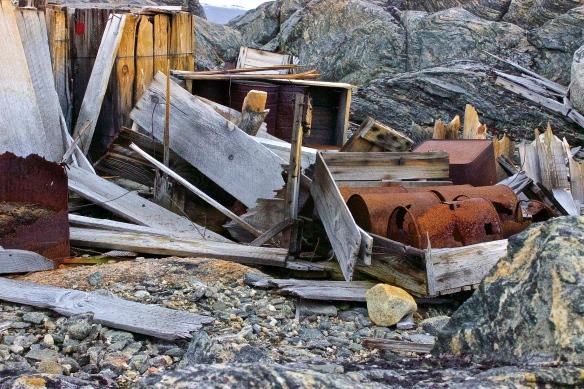 Wilks Station, Antarctica.